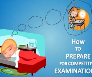 How to prepare competitive exam?