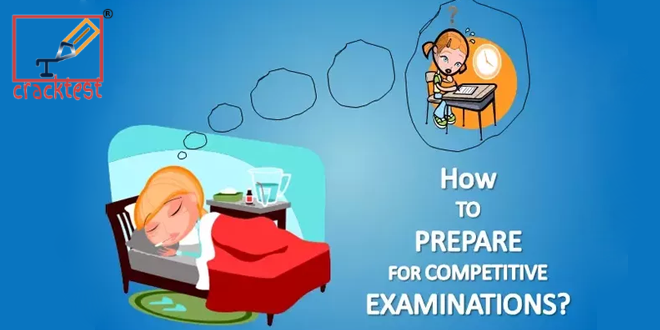 how to prepare competitive exam