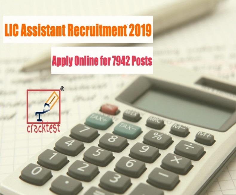 LIC Assistant 2019