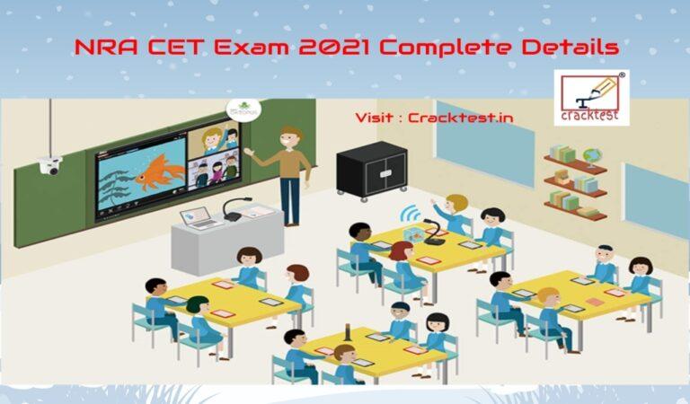NRA-CET-Exam